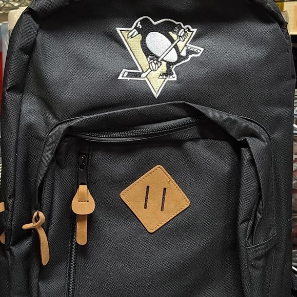 Officially Licensed NHL Penguins Backpack